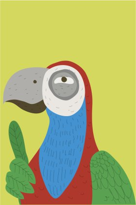 The Macaws Image